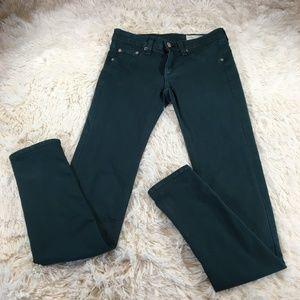 Rag & Bone Skinny Legging Jeans